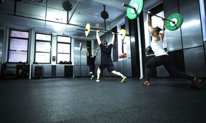 CrossFit NYC: Four Weeks of Unlimited CrossFit Classes at CrossFit NYC (56% Off)