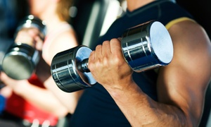 Explosion Fitness Solutions: 10 or 25 AMP Fitness Classes at Explosion Fitness Solutions (Up to 61% Off)