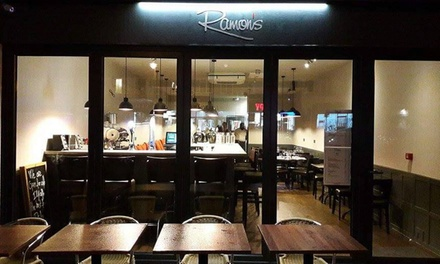 Two-Course French Meal for Up to Six at Ramon's (Up to 44% Off)