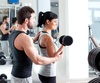 GYMGUYZ - Fort Lee: Three 60-Minute Personal Training Sessions from GYMGUYZ (51% Off)