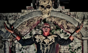 The Devil's Attic: VIP Passes for Two, Four, or Eight to the Haunted House at The Devil's Attic (Up to 57% Off)