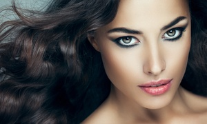 Swanq Style Studio: $110 for a Keratin Treatment or Brazilian Blowout at Swanq Style Studio ($110 Value)