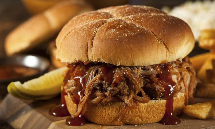 Reel Bbq - Palm Harbor: $8 for $14 Worth of Barbecue — Reel BBQ