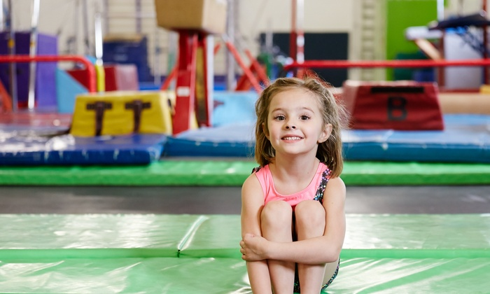Michigan Academy of Gymnastics - Scio: One Complimentary Class with Purchase of Four Gymnastics Classes at Michigan Academy of Gymnastics