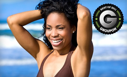 6 Laser Hair-Removal Treatments on 2 Small Areas and a Mini European Facial - The Beauty Clinic in Las Colinas