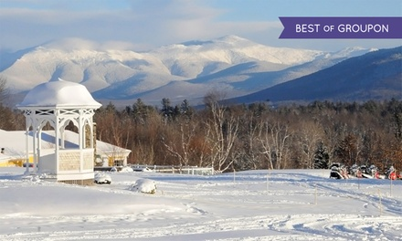 Stay at Mountain View Grand Resort & Spa in Whitefield, NH. Dates into June.