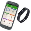 3plus Snap Activity Fitness Trackers (1- or 2-Pack)