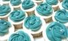Simi's Delight - Aurora: Half-Dozen or One Dozen Gourmet Cupcakes at Simi's Delight (Up to 52% Off)
