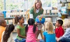 Monarch Montessori School - Singac: $99 for Two Weeks of Half-Day Toddler or Primary Program Tuition at Monarch Montessori School ($400 Value)