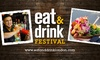 Eat and Drink Festival London