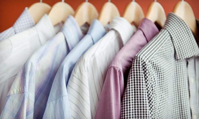 Laundry101 - Eastside: Pick-Up Dry Cleaning and Laundry (Half Off). Two Options Available.