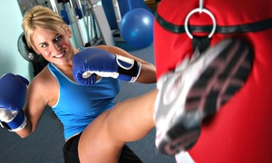 Technique Training and Fitness Center: One or Two Months of Cardio Bag or Brazilian Body Classes at Technique Training and Fitness Center (Up to 71% Off)