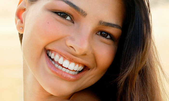 Vip Smile - Belfast: Laser Teeth Whitening: One (£59), Two (£79), or Three (£99) Sessions at VIP Smile (Up to 60% Off*)