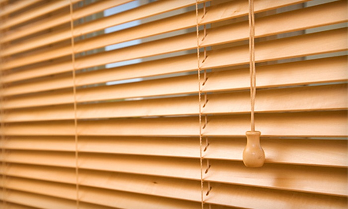 Pro Design Center - Villages Of Woodland Springs West: Blinds, Drapery, and Window Coverings, or Plantation Shutters at Pro Design Center (75% Off)