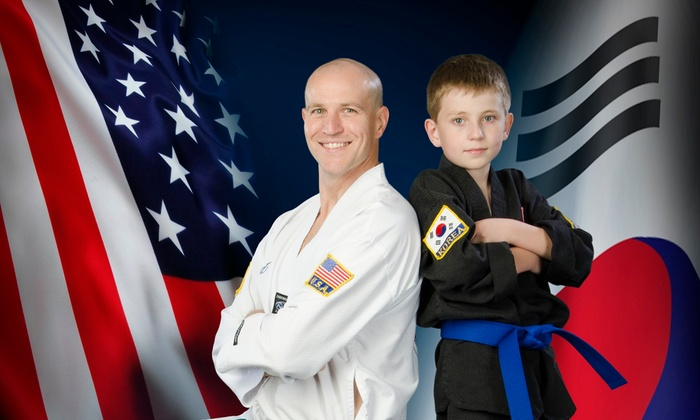 Moohan Martial Arts Academy - Multiple Locations: Five Martial Arts Classes at Moohan Martial Arts Academy (50% Off)