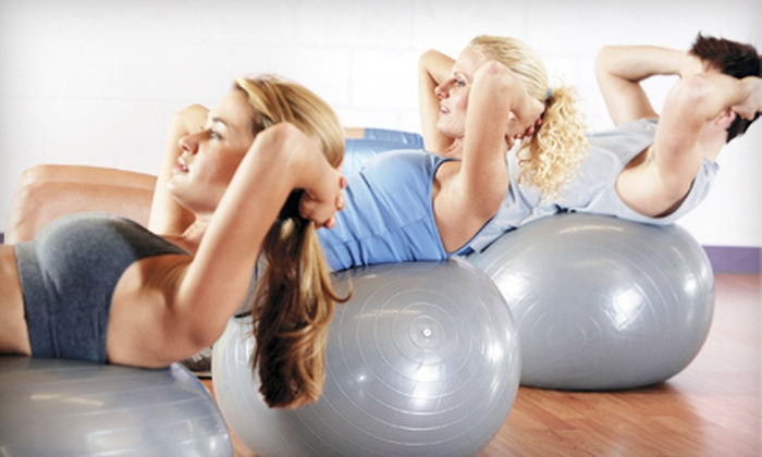 Class Fitness - South Scottsdale: 10 or 20 Boot-Camp Sessions at Class Fitness (Up to 88% Off)