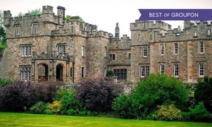 4* Northumberland Castle Stay