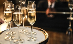 """Champagne Mont-Hauban: Dégustation pour 2 ou 4 personnes et 2 ou 4 bouteilles de champagne """"Millésime"""" dès 69,90 €"""