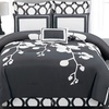 April Oversized and Overfilled Comforter Set (6-Piece)