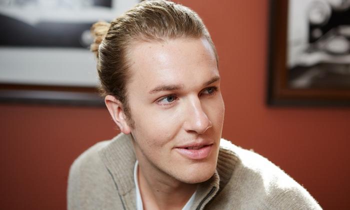 Salon Enigma - Salon Enigma: Up to 56% Off Men's Haircuts at Salon Enigma