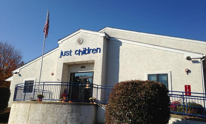 Just Children Child Care Center - Multiple Locations: One Week of Preschool Childcare from Just Children Child Care Center (60% Off)