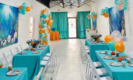 $480 for Weekend-Event Space Rental from Sweet Realities ($599 Value)