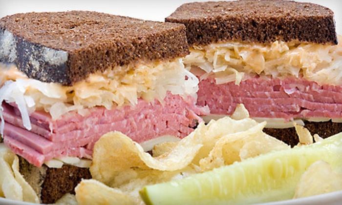 New York Deli - New York Deli: $5 Toward Deli Sandwiches and Salads