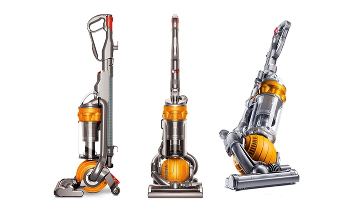 ... Dyson DC25 Multifloor Upright Ball Vacuum: Dyson DC25 Multifloor  Upright Ball Vacuum (Refurbished)