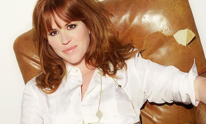 """Molly Ringwald Revisits the Club - Forest Hills Fine Arts Center: """"The Breakfast Club"""" Screening with Molly Ringwald on November 1 at 7:30 p.m."""