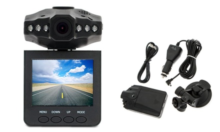 Vaas HD Car Dash Camera