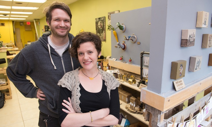 Edgewater Workbench - Edgewater: $35 for Intro to 3D Printing Class for One at Edgewater Workbench