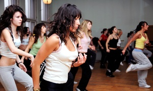 Mari Z Fitness: 10 or 20 Zumba Fitness Classes at Mari Z Fitness (Up to 65% Off)