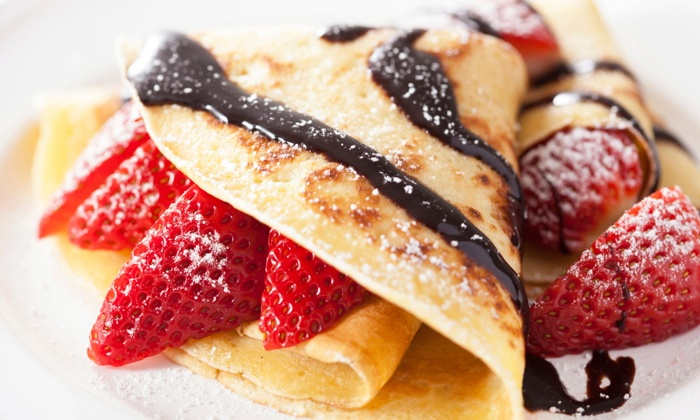 Cooking Class - Campbell: Cook Sweet and Savory Crepes with a Professional Chef