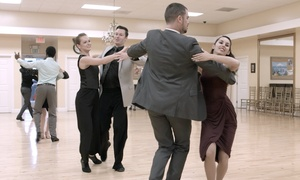 Arthur Murray Dance Studio: $59 for Two Private Dance Lessons for One Person or Couple at Arthur Murray Dance Studio ($160 Value)