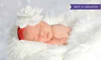 Photo Shoot with Three-Image Digital Album and Print or Gallery Wrap at JCPenney Portraits (Up to 81% Off)