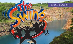 The National Diving & Activity Centre: 245-Feet Giant Swing Experience for One or Two at The National Diving & Activity Centre (Up to 53% Off)