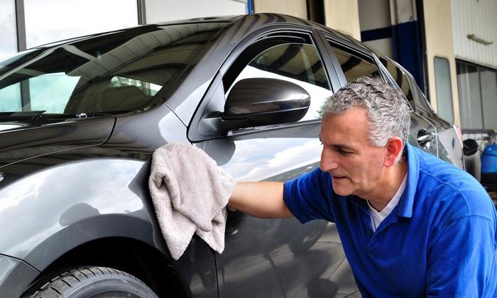 BJs Mobile Wash - Omaha: Mobile Detailing for a Full-Sized Sedan, SUV, Van, or Truck from BJs Mobile Wash (Up to 56% Off)