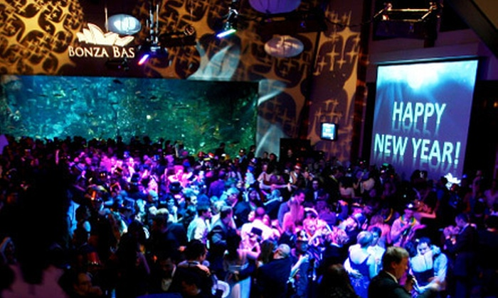 Bonza Bash New Year's Eve 2013 - Central Business District: $34 to Attend the Bonza Bash New Year's Eve 2013 Party ($69 Value)