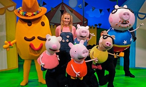 "Peppa Pig Lincoln Center: ""Peppa Pig's Big Splash!"" on March 6 at 5 p.m."