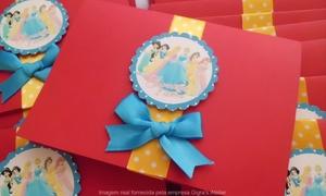 Gigra's Atelier: Gigra's Atelier – Ingleses: 50, 100 ou 150 convites personalizados – parcele sem juros