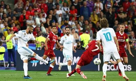 Madrid: 1 of 2 nachten met ontbijt en ticket La Liga of Champions League voor 1 persoon