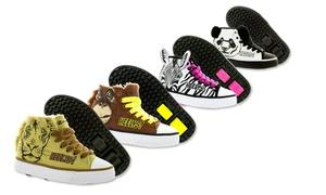 Heelys Zoo Crew Kids' Sneakers: Heelys Zoo Crew Kids' Sneakers