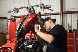 leatherwood motorcycle works: $40 for $80 Groupon — Leatherwood Motorcycle Works