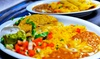 Up to 48% Off at El Tio Tex-Mex Grill in DC