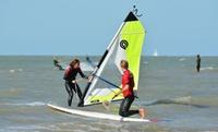 Leren windsurfen? Het kan in 1 dag !