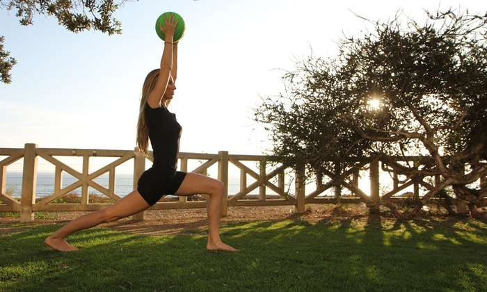Alice Maples Yoga & Fitness - Culver - West: Two Personal Training Sessions with Diet and Weight-Loss Consultation from Alice Maples Yoga & Fitness (70% Off)