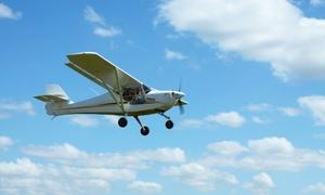 Aéro Normandie: 15, 30 ou 50 min de vol d'initiation au pilotage d'un ULM ou d'un avion dès 89 € avec Aéro Normandie