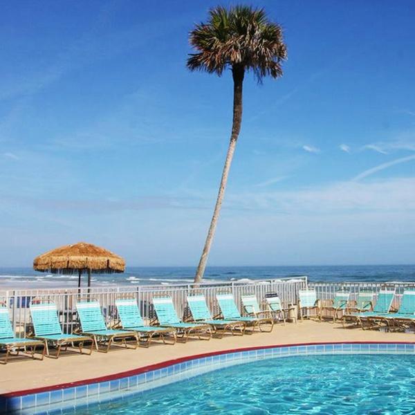 Ormond Beach Florida Map, Makai Beach Lodge, Ormond Beach Florida Map