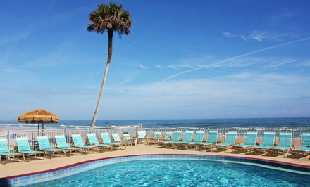 Groupon Deal: Stay at Makai Beach Lodge in Ormond Beach, FL; Dates Available into February