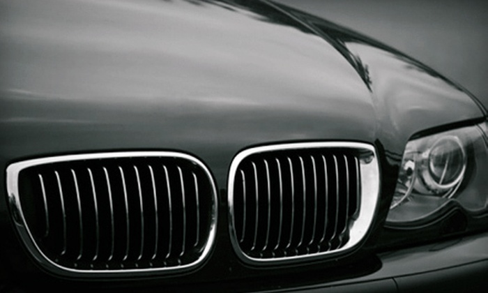 Car Care Center - Bramalea: $39 for a Deluxe Interior and Exterior Automotive Detail at Car Care Center in Brampton ($150 Value)